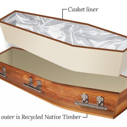 casket liner